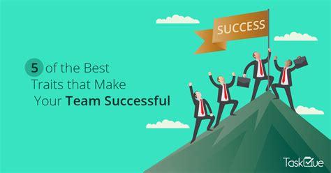 traits    team successful