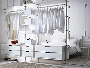 Dressing Ikea Prix : des conseils pour bien choisir et am nager son dressing ~ Teatrodelosmanantiales.com Idées de Décoration