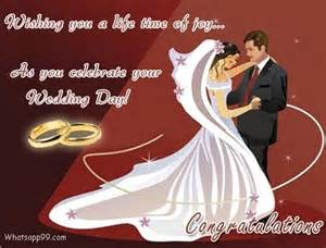 wedding congratulations quotes wishing you a time of happy wedding day