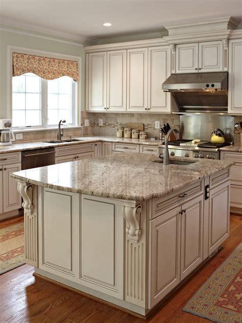 granite countertop kitchen island home design ideas