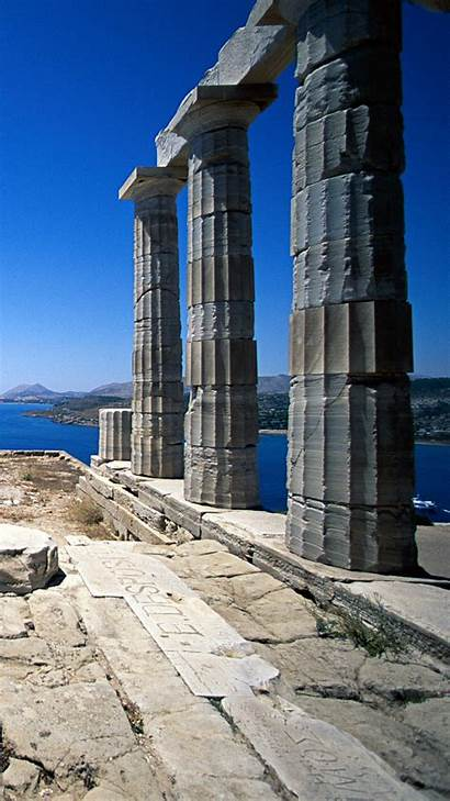 Greek Ancient Wallpapers Background Abyss Ios Wallpapertag