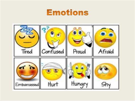 Physical & Emotional Feelings