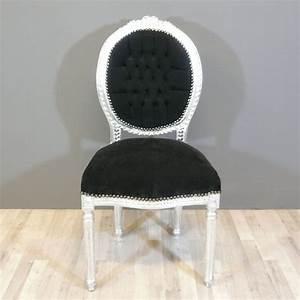 Chaise Style Baroque : chaise louis xvi baroque chaise baroque ~ Teatrodelosmanantiales.com Idées de Décoration