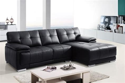 Small Black Loveseat by 20 Small Black Sofas Sofa Ideas