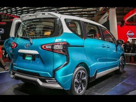 Toyota Sienta 2019 by New 2018 2019 Toyota Sienta Ezzy Next Concept