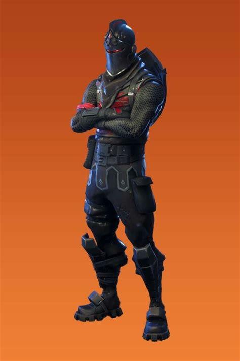 black night skin legendary fortnite   epic