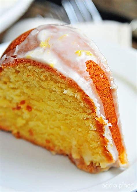 Lemon Pound Cake Recipe  Add A Pinch
