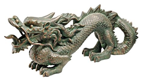 Chinese Dragon Statue By Design Toscano