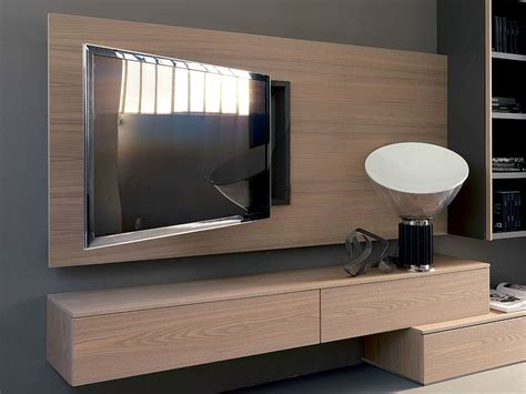 Tv Rack Wandmontage by Wall Mounted Tv Cabinet Rack Wide By Fimar
