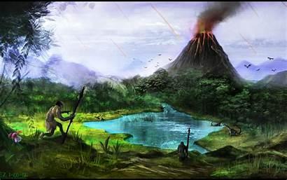 Desktop Prehistoric Jurassic Park