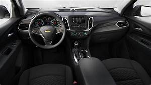 2019 Chevrolet Equinox Interior Colors