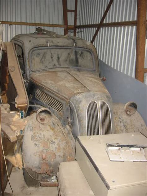 fords barn find