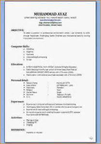 resume sle for application doc 12 format of resume for application to basic appication letter