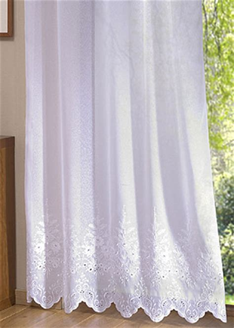 sheer curtain by the yard fleurs
