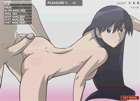 Rule 34 Animated Ass Azumanga Daiou Female Human Male