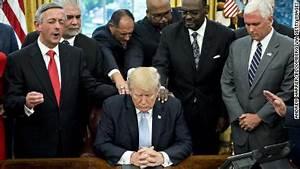 UK bishop criticizes Trump's US evangelical allies - CNN