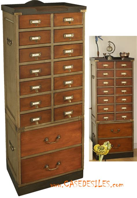 armoire de rangement bureau en bois