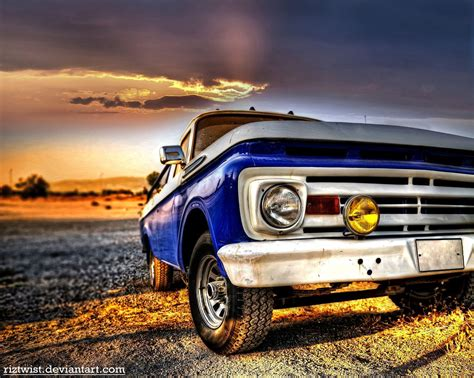 Classic Car And Truck Wallpapers by Trucks Wallpapers Wallpaper Cave