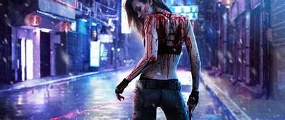 Cyberpunk 2077 Wallpapers Resolution Skriver Pc Games
