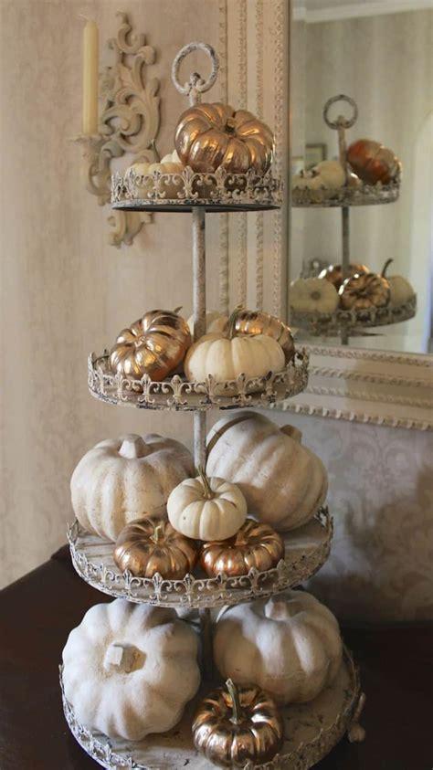 fall ornaments 25 pretty autumn decorations ideas