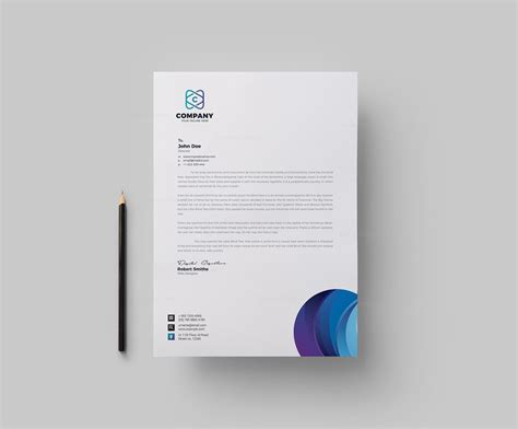 Top Corporate Identity Pack Design Template 002119