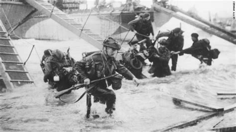 Boat Landing Definition by D Day Exploding The Myths Of The Normandy Landings Cnn