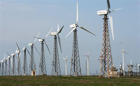 Планы по развитию ветроэнергетики в россии на ближайшую и долгосрочную перспективу