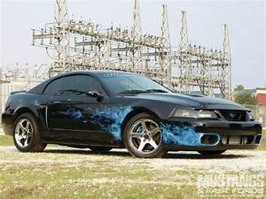 2004 Ford Mustang SVT Cobra - Intimidating Terminator: Craig Smith's Fiery '04 SVT Cobra gives ...