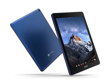 acer chromebook tab  chrome tablet gadgetsin