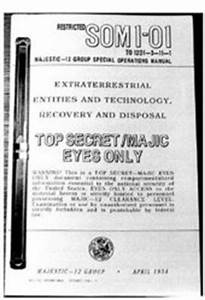 Leaked 'Top Secret' Government UFO Documents Proven Frauds