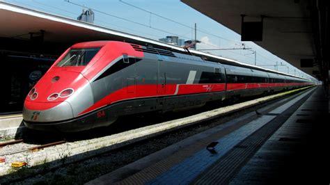Ecco Come I Treni Frecciarossa Percorreranno Roma-potenza
