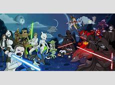 Star Wars and Pokémon crossover StarWars