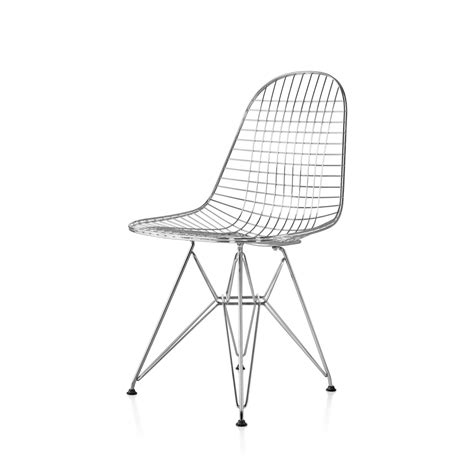 eames wire chair by charles eames for herman miller