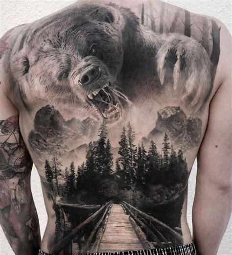 awesome hunting tattoo ideas  men badass tattoos