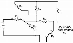 Re drawing complex schematics series parallel for Complex circuit
