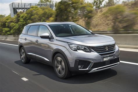 peugeot latest model driven peugeot bolsters suv ranks with new 5008 goauto