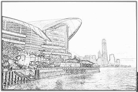 Hongkong Coloring, Download Hongkong Coloring