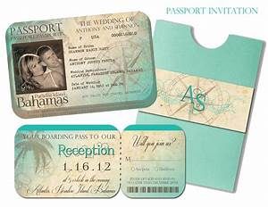 passport wedding invitation and boarding pass reception With passport wedding invitations with boarding pass rsvp