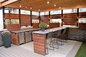 Rooftop, U0026, Patio, Outdoor, Space, With, Outdoor, Kitchen, -, Lakeview, Chicago, Il
