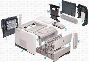 Hp Laserjet P3015 Schema 2