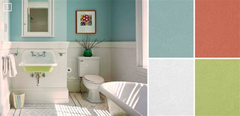 color ideas for bathroom walls bathroom color ideas palette and paint schemes home
