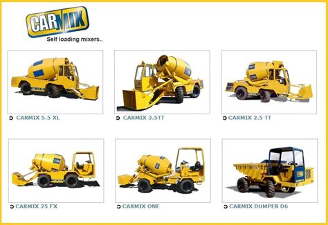 Concrete Construction Equipment