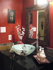 information about rate my space questions for hgtvcom With asian themed bathroom accessories