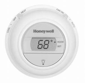 Honeywell Gas Thermostat Instructions
