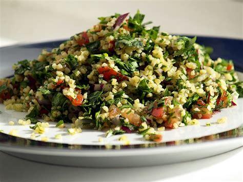 recettes de cuisine libanaise le taboulé libanais la véritable recette