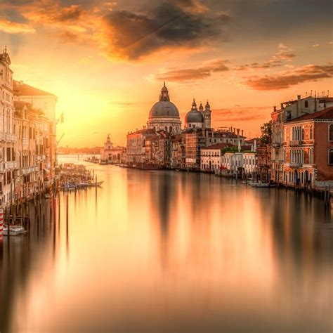 Sunset In Venice Places Pinterest Venice Posts And