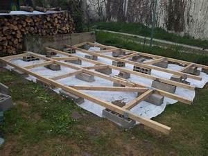 terrasse bois forum With film sous terrasse bois