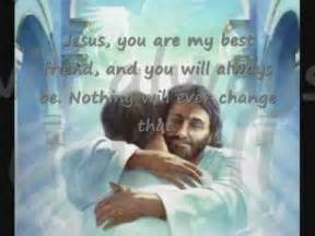 Jesus You Are My Best Friend