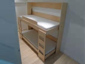 Folding Bunk Bed Plans