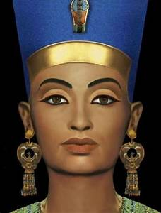 News Dumper: Beauty queen Nefertiti. Myth or Reality?